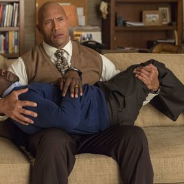 "Dwayne Johnson spielt ""Jumanji"""