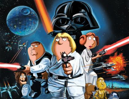 Family Guy Star Wars Deutsch Stream