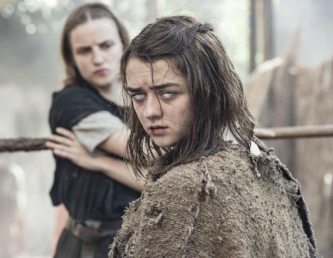 Game of Thrones Staffel 6 01 Arya
