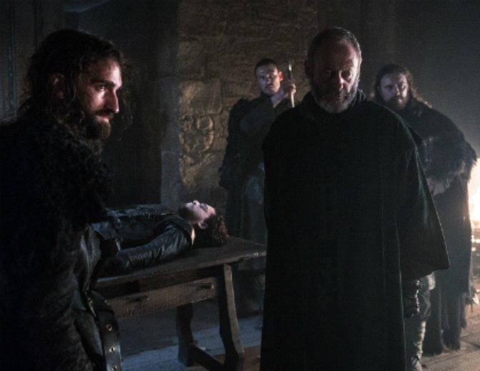 Game of Thrones Staffel 6 01 Jon Snow