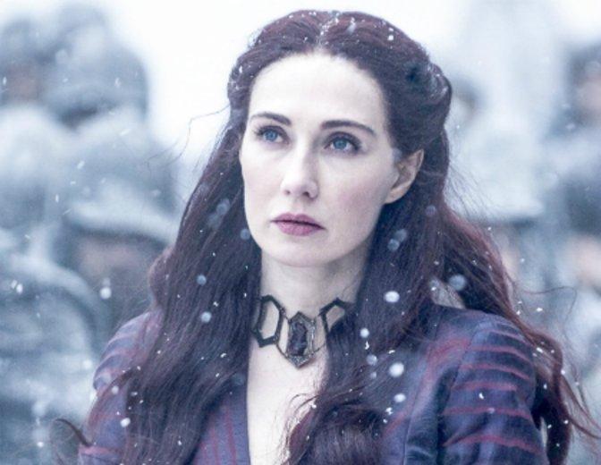Game of Thrones Staffel 6 01 Melisandre