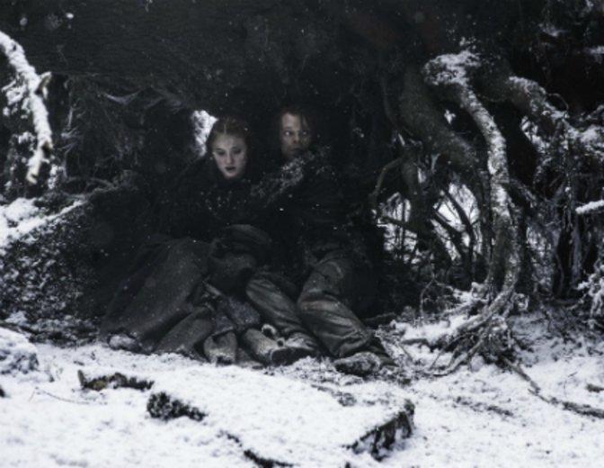 Game of Thrones Staffel 6 01 Sansa Theon