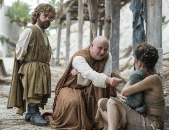 Game of Thrones Staffel 6 01 Tyrion Varys