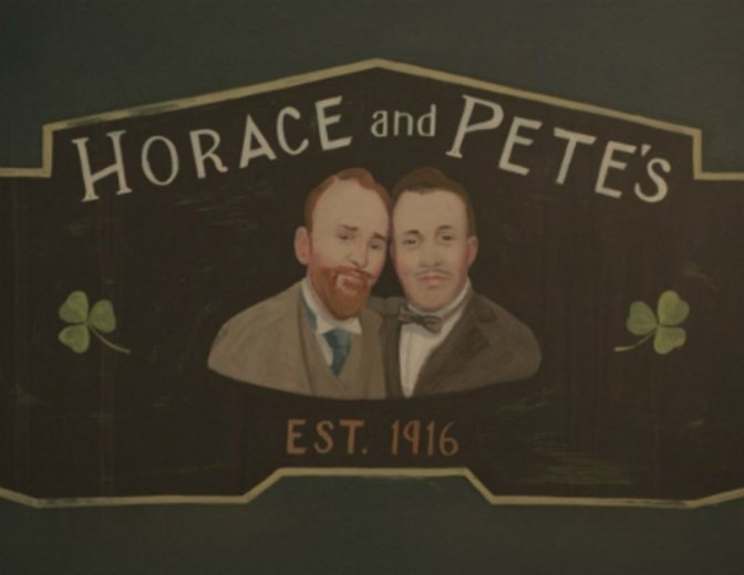 Horace and Pete Staffel 2 Start Release