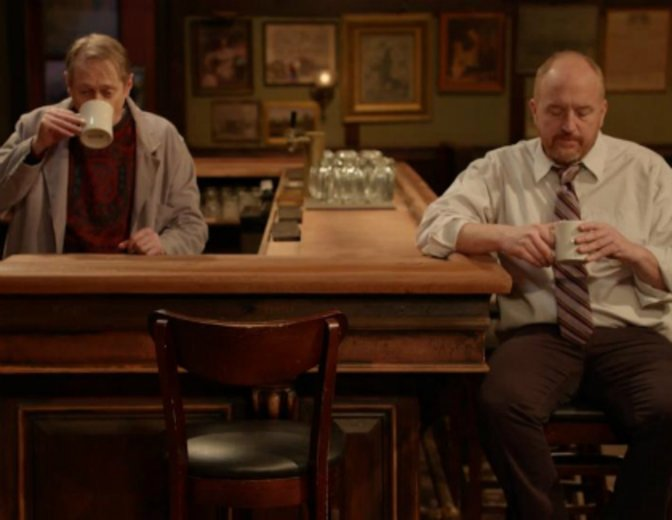 Horace and Pete Steve Buscemi Louis CK