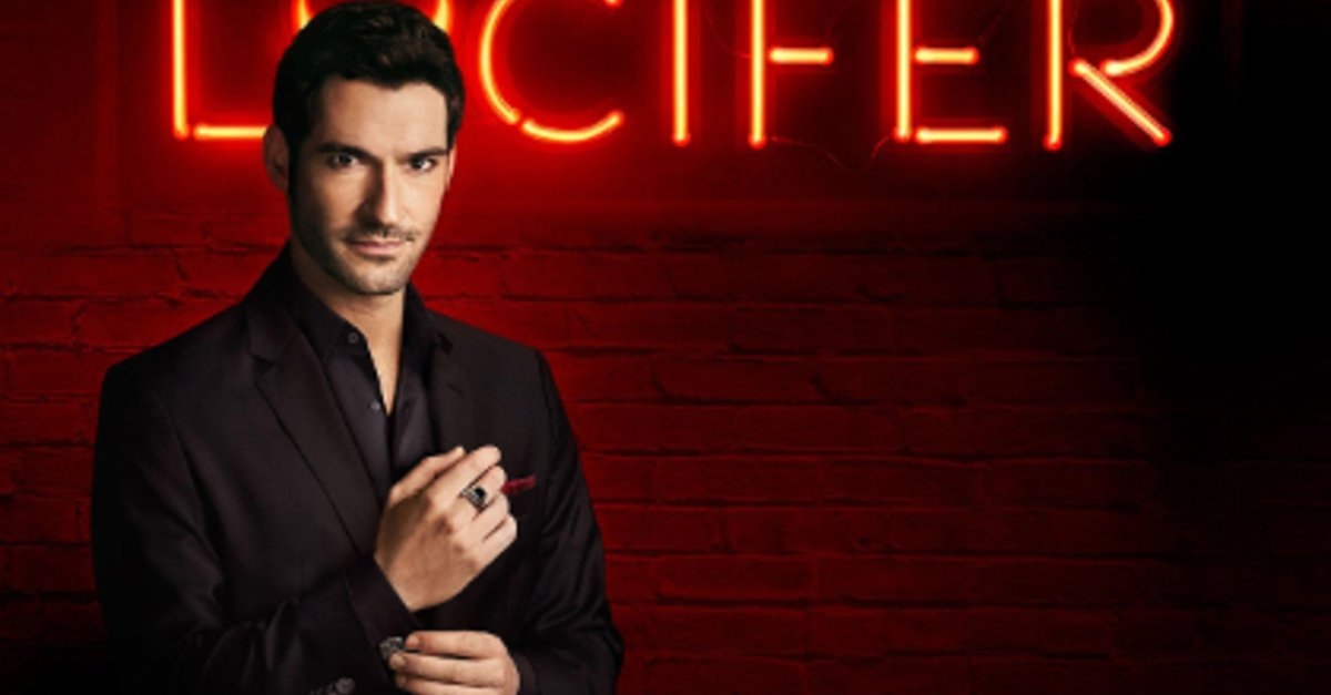 Lucifer 2. Staffel