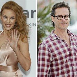 Kylie Minogue und Guy Pearce wieder vereint