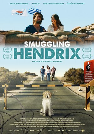 Smuggling Hendrix Poster