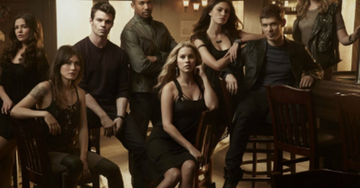 The Originals Staffeln