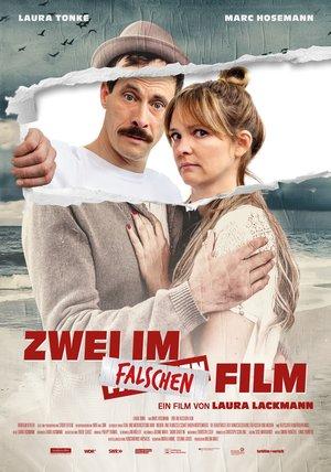 Zwei im falschen Film Poster
