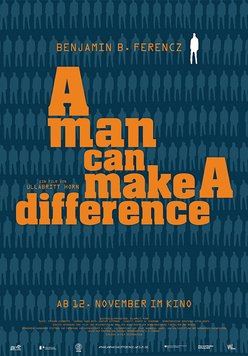 A Man Can Make a Difference Poster