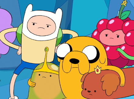 Adventure Time Stream Deutsch