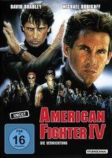 American Fighter 4 - Die Vernichtung Poster