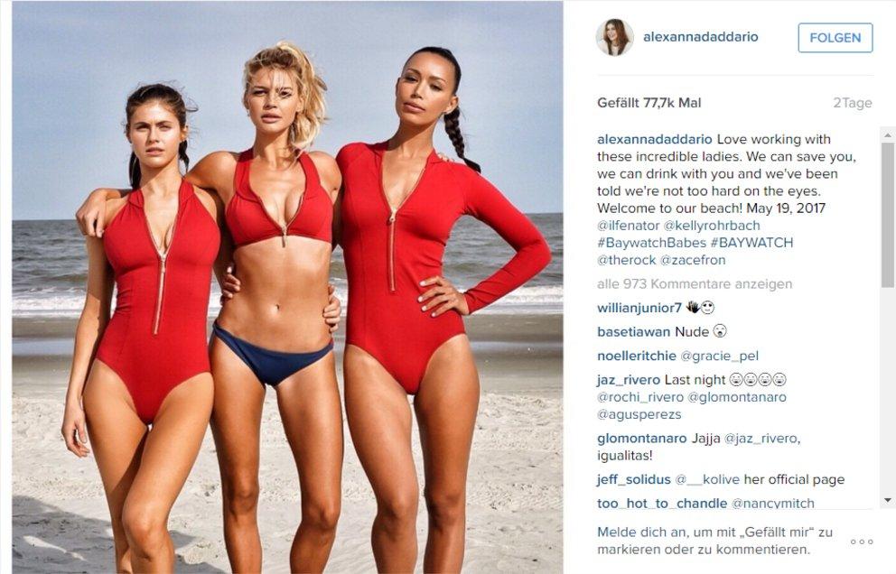 baywatch 3 girls