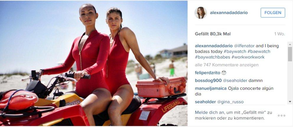 baywatch screenshot girls