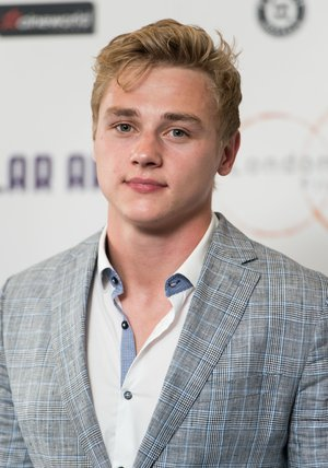 Ben Hardy Poster
