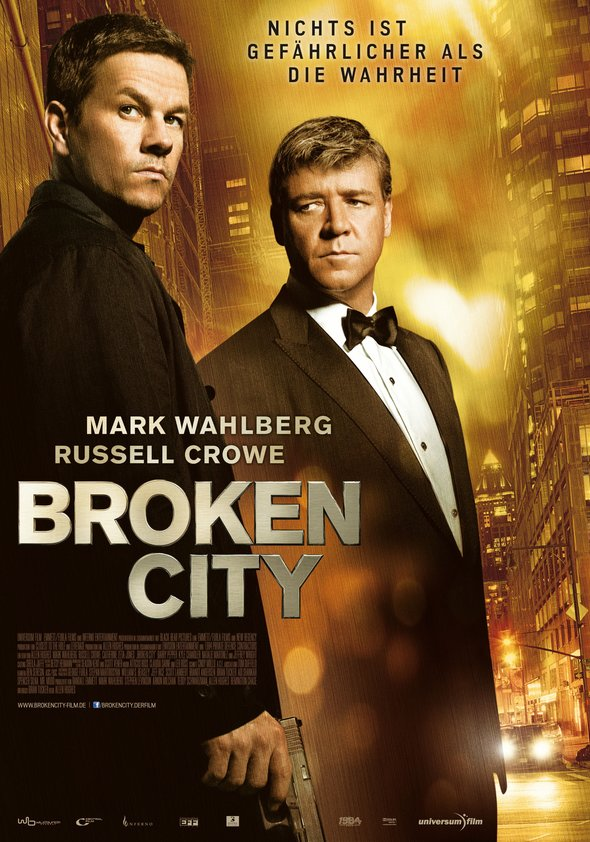 Broken City 2013 BluRay 720p 440MB ( Hindi – English ) ESubs MKV