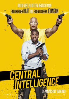 Film-Poster für Central Intelligence