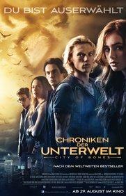 Chroniken der Unterwelt - City of Bones Poster