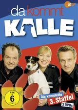 Da kommt Kalle - Die komplette 3. Staffel Poster