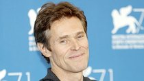 "Willem Dafoe in der ""Justice League"""