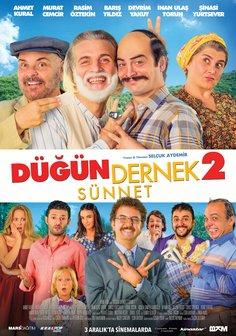 Dügün Dernek 2 Poster