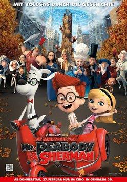 Die Abenteuer von Mr. Peabody & Sherman Poster