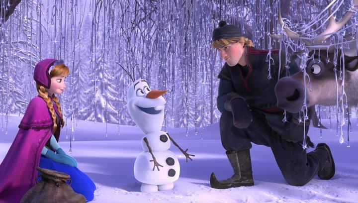 Die Eiskönigin-Völlig unverfroren (VoD-/BluRay-/DVD-Trailer) Poster