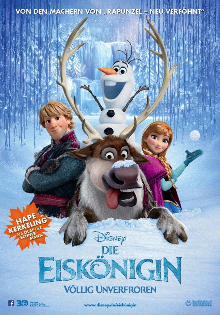 """Super Zu 90% sicher"""": Elsa soll in """"Die Eiskönigin 2"""" lesbisch sein FW84"""