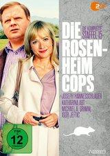 Die Rosenheim-Cops - Die komplette Staffel 15 Poster