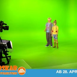 Greenscreen-Spaß mit Anton und Juri - Making Of Poster