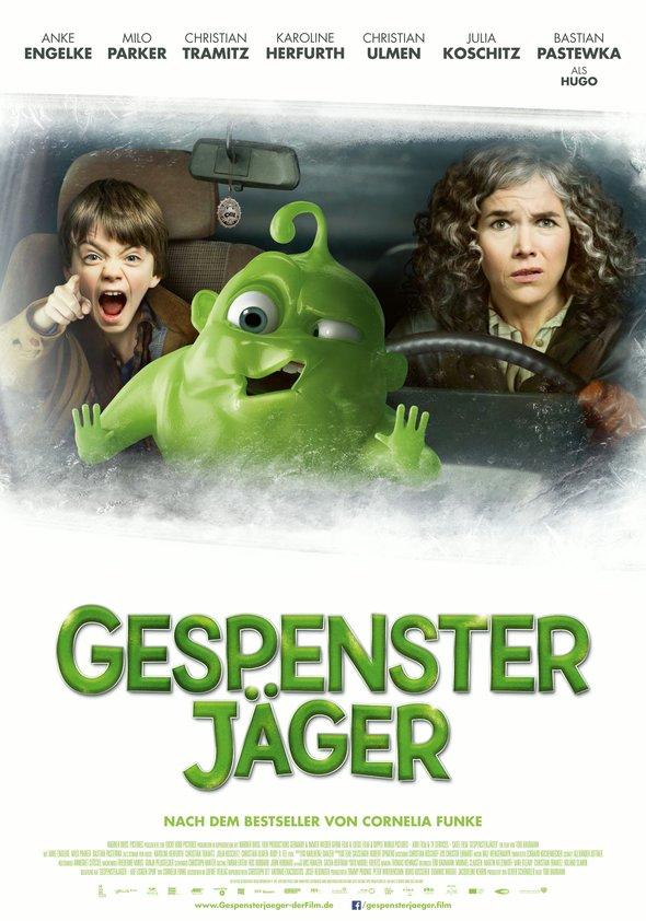 Gespensterjäger Poster