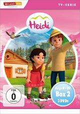 Heidi - Box 2, Folge 11-20 Poster