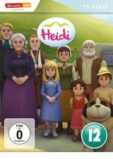 Heidi - DVD 12 Poster