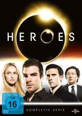 Heroes - Gesamtbox (23 Discs) Poster