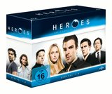 Heroes - Gesamtbox (Limited Edition, 17 Discs) Poster
