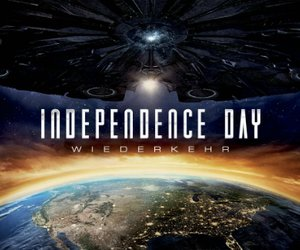 """""""Independence Day 2"""":  Neuer TV-Trailer zeigt düstere Bedrohung"""