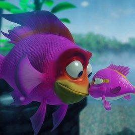 """""""Izzie's Way Home"""": Der Trailer zum Animationsfilm erinnert doch stark an """"Findet Nemo"""""""
