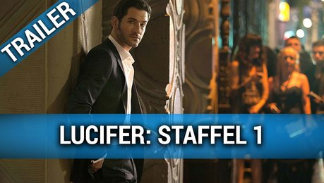 Lucifer Staffel 1 Trailer Poster