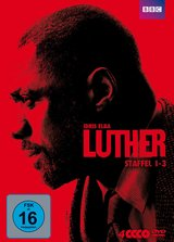 Luther - Staffel 1-3 Poster
