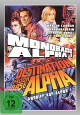 Mondbasis Alpha 1 - Destination Moonbase Alpha: Angriff auf Alpha 1 Poster