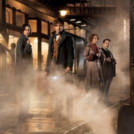 """""""Phantastische Tierwesen"""": Neuer Trailer zum """"Harry Potter""""-Spin-off ist da!"""