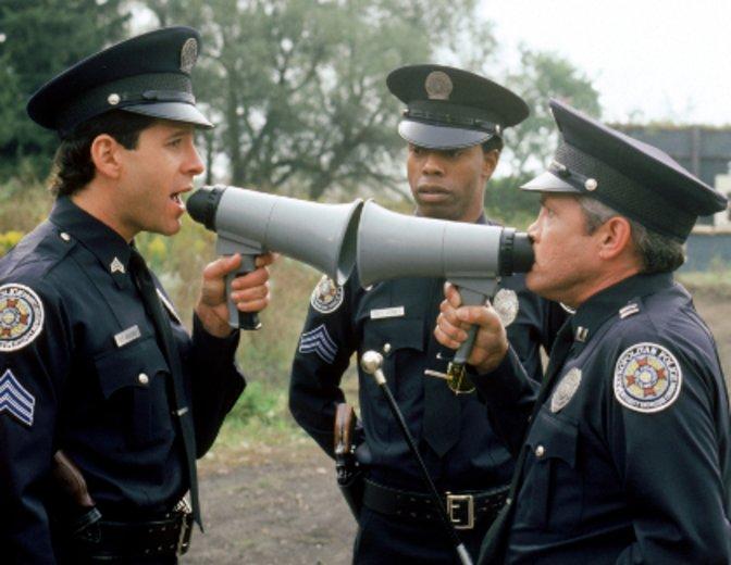 police academy 8 neuverfilmung
