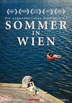 Sommer in Wien Poster