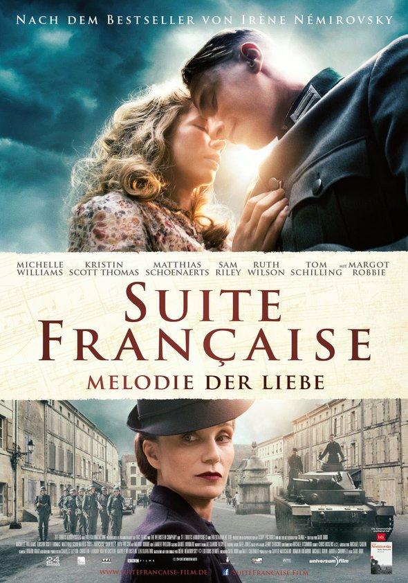 Suite française - Melodie der Liebe Poster