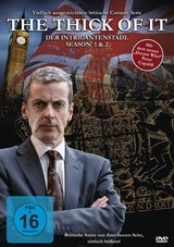 The Thick of It - Der Intrigantenstadl: Season 1 & 2 Poster