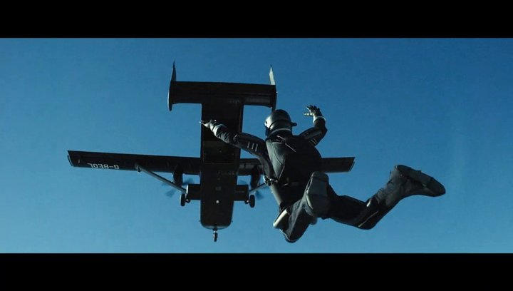 Kingsman: The Secret Service - Trailer Poster