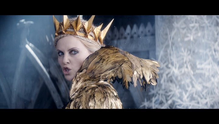 The Huntsman and The Ice Queen - Making Of (Mini) Poster
