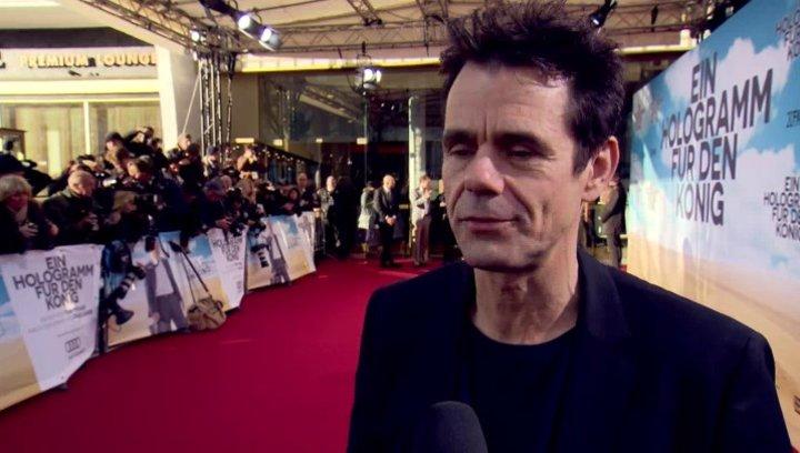 Premiere Berlin - Red Carpet Interviews 1 - Sonstiges Poster