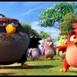 Angry Birds - Making Of (Mini)